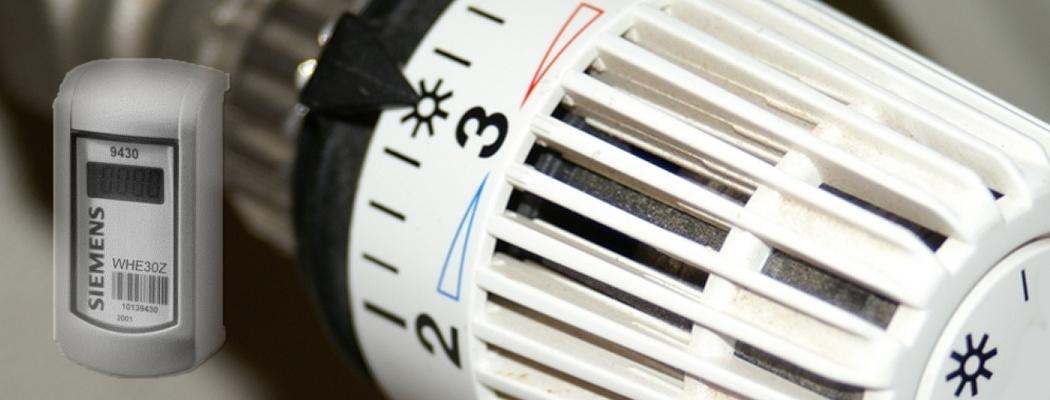 Repartitoare de costuri și robineți termostatați